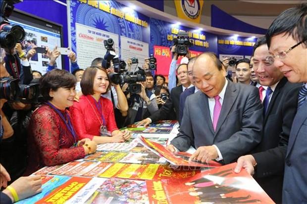 建设富有战斗力和适应时代的新闻媒体 hinh anh 2