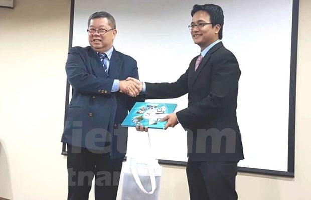 越南在马来西亚推介海洋经济发展战略 hinh anh 1