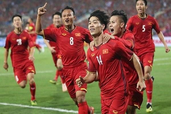 越南队有望参加2022年世界杯 hinh anh 1