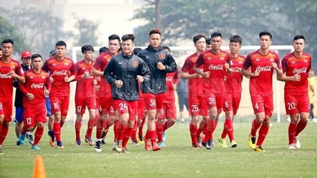 第30届东南亚运动会:每支男足队最多能注册两名22岁以上球员 hinh anh 1