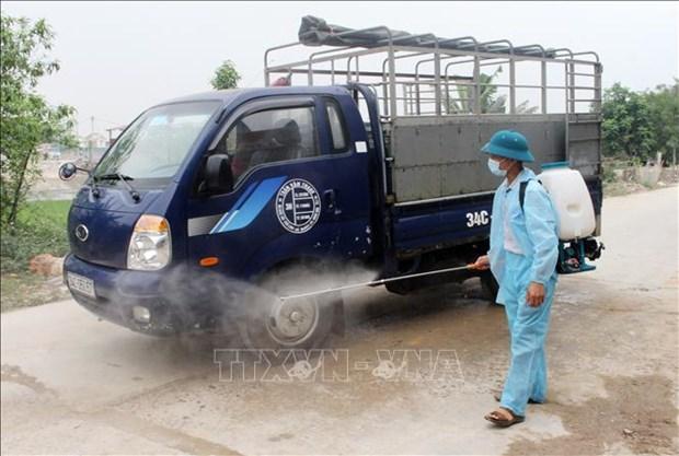 国际社会帮助越南应对非洲猪瘟疫情 hinh anh 1