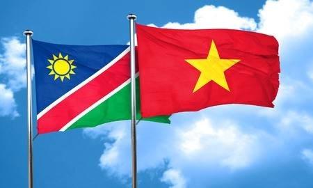 阮富仲就纳米比亚国庆29周年向纳米比亚总统致贺电 hinh anh 1