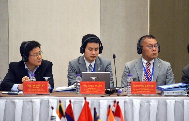 亚洲农民合作组织在岘港市召开第19届年会 hinh anh 3