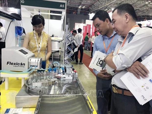 2019年国际加工包装科技展览会介绍许多新技术 hinh anh 1