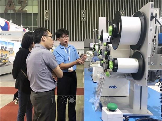 2019年国际加工包装科技展览会介绍许多新技术 hinh anh 2