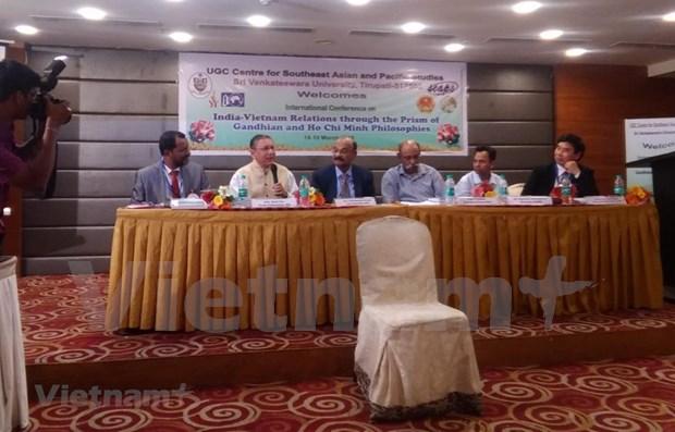 关于越南与印度关系研讨会在印度举行 hinh anh 1