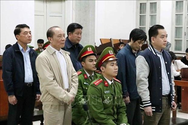 潘文英武案件:公安机关对两名涉案人员进行起诉 hinh anh 2