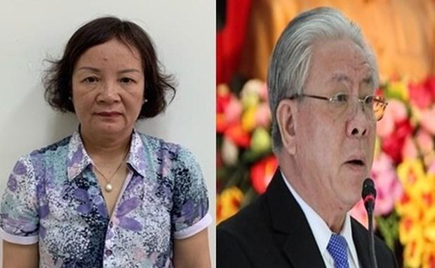 潘文英武案件:公安机关对两名涉案人员进行起诉 hinh anh 1
