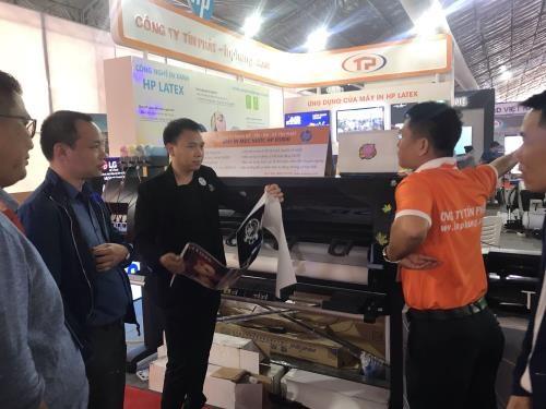 越南国际包装印刷展览会开幕 hinh anh 2