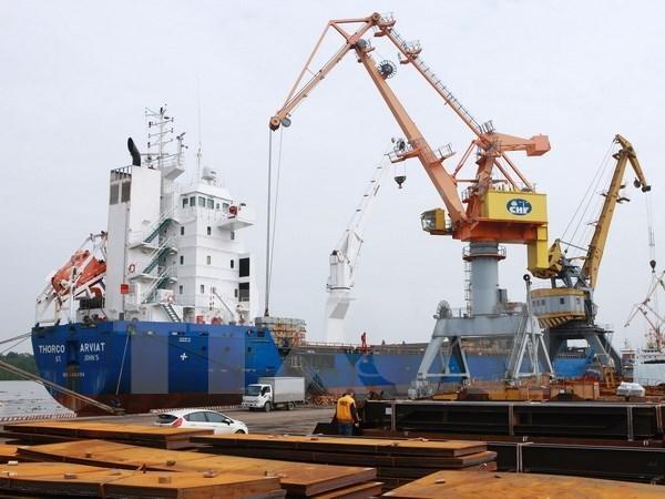 海防市对港口物流区进行规划 hinh anh 1