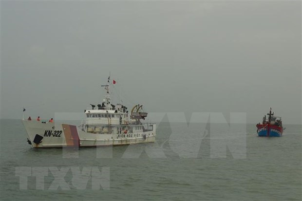 越南要求中国向越南渔民支付适当赔偿 hinh anh 1