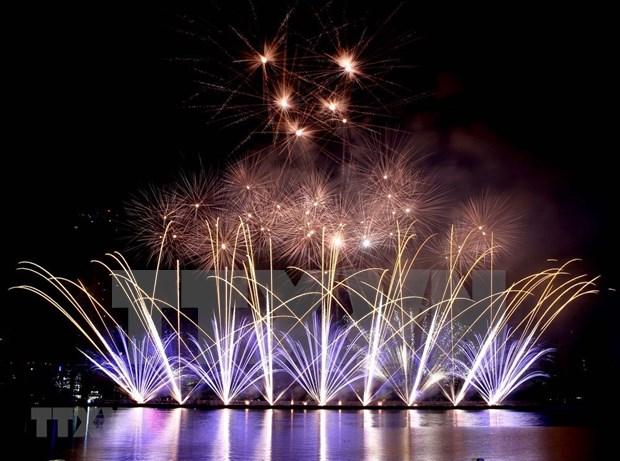 2019年岘港国际烟花节将于6月开幕 hinh anh 1
