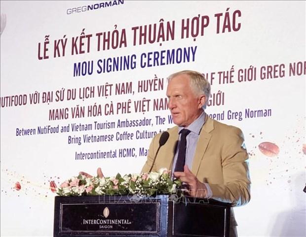 向世界推介越南咖啡文化 hinh anh 1