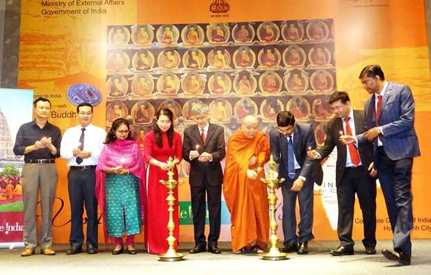 加强越南印度旅游宣传推广活动 hinh anh 2