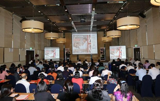 越南着力构建高质量职业教育和培训体系 hinh anh 1