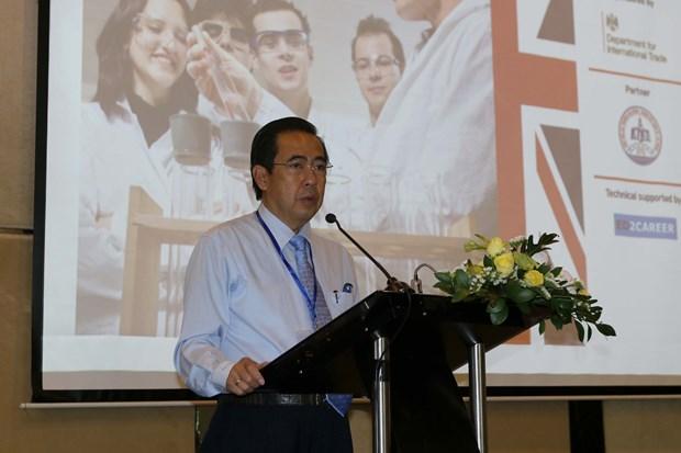 越南着力构建高质量职业教育和培训体系 hinh anh 2