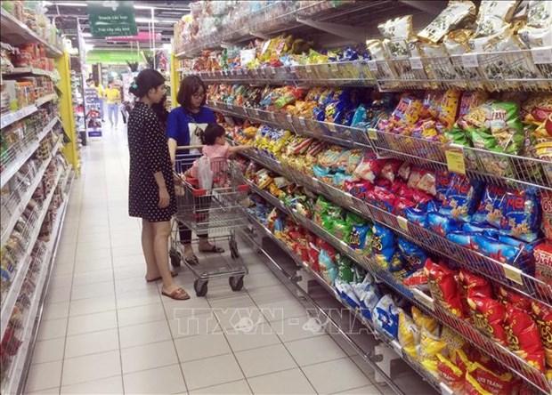 越南零售市场:投资商的机会 hinh anh 1