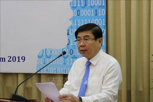 胡志明市市委书记:人工智能生态系统建设需要各部门配合 hinh anh 2