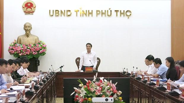 """2019年雄王庙会:努力实现""""五无目标"""" hinh anh 1"""
