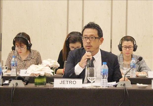 越南积极协助日本食品企业克服在生产经营活动中所遇到的困难 hinh anh 1