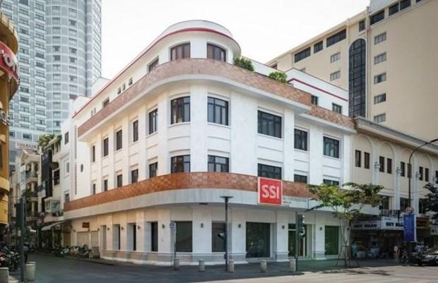 越南SSI证券公司成功从台湾等外国金融机构申请信托贷款5500万美元 hinh anh 1