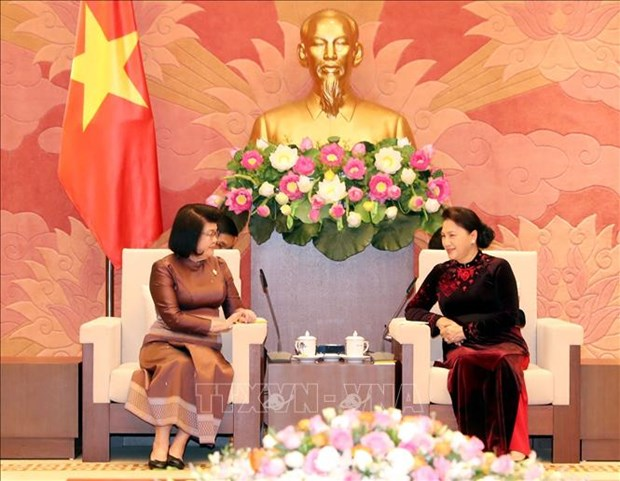 越南国会将同柬埔寨国会携手共促两国政府和人民的合作 hinh anh 2