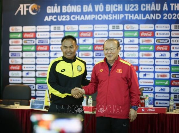 2020年亚洲U23足球赛资格赛:K组各支球队准备就绪只待开赛 hinh anh 2