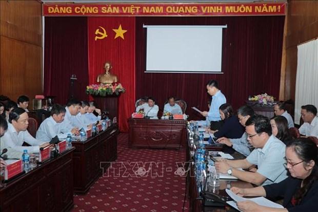 越通社与北件省签署新闻宣传合作协议 hinh anh 1