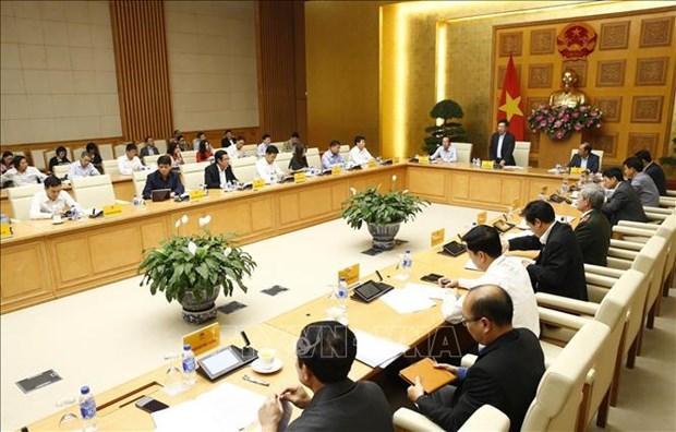 2020年东盟轮值主席国职责筹备和实施国家委员会第二次会议召开 hinh anh 1