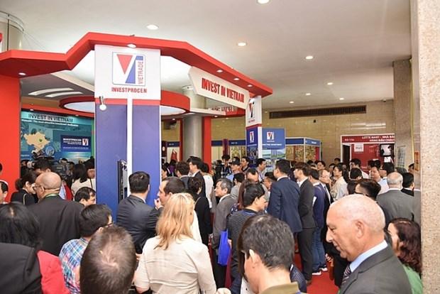 23个国家和地区的500家企业将参加2019年越南国际贸易博览会 hinh anh 1