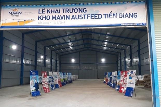 马文集团将投资8000万美元在越南南方兴建食品加工厂 hinh anh 1