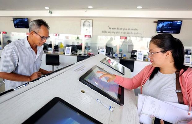 完善电子政务平台 提高越南电子政务国际排名 hinh anh 1