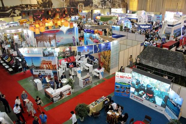 2019越南国际旅游展:加大朝鲜旅游宣传力度 hinh anh 1