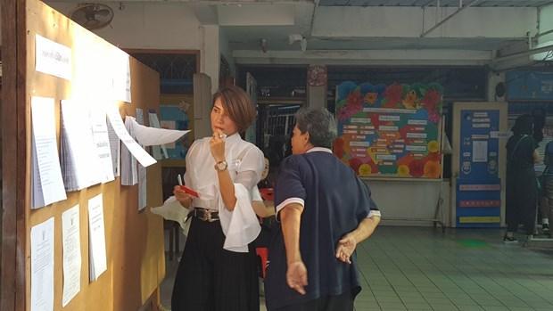 泰国大选今日正式举行 许多国际监察员赴泰监察大选 hinh anh 2