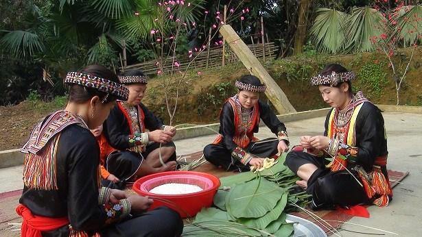 安沛省红瑶族的恭送祖先习俗 hinh anh 2
