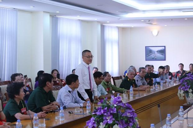 公祭英烈活动在越南西宁省和柬埔寨举行 hinh anh 1