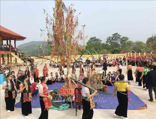 祈雨节——白泰族一年中最重要的节日 hinh anh 2