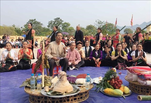 祈雨节——白泰族一年中最重要的节日 hinh anh 1
