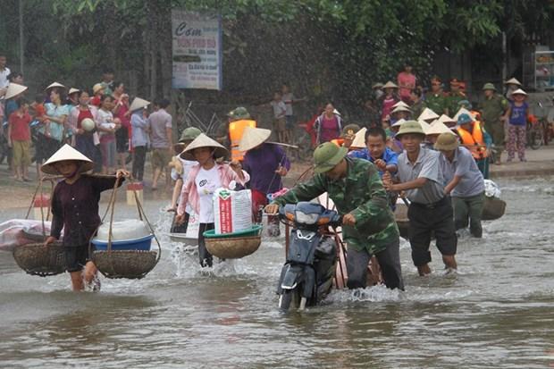 改善跨部门组织协调能力和灾害管理能力 hinh anh 1