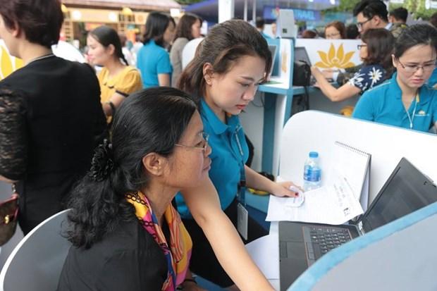 越航与捷星将在越南国际旅游展向游客推出购票优惠活动 hinh anh 1