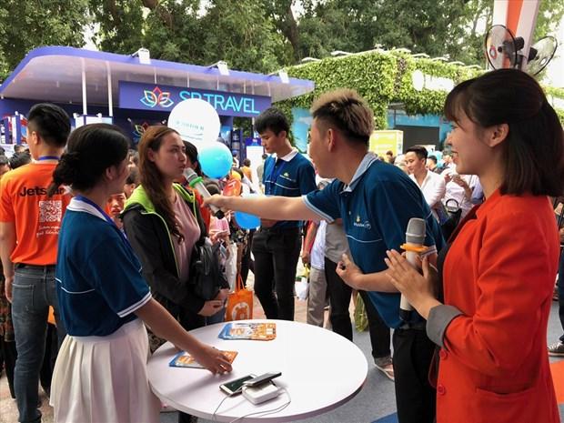 越航与捷星将在越南国际旅游展向游客推出购票优惠活动 hinh anh 2
