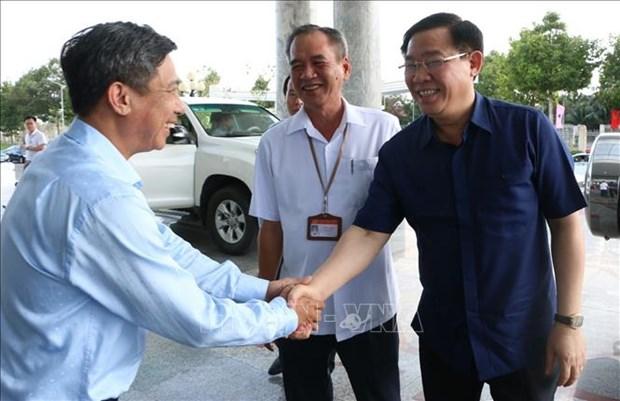 王廷惠:把后江省建设成为九龙江三角洲富裕省份 hinh anh 1
