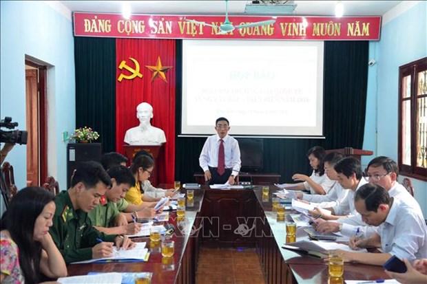 中老泰各国企业将参加2019年越南西北国际贸易展 hinh anh 1