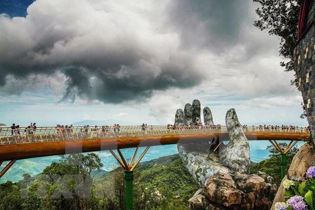 岘港市Sun World Ba Na Hills将打造成为全球旅游目的地 hinh anh 2