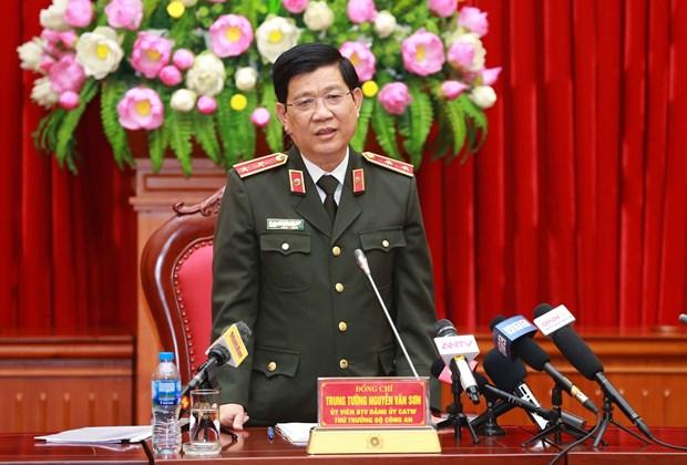 2019年第一季度越南缴获毒品数量超过2018年全年的数量 hinh anh 1