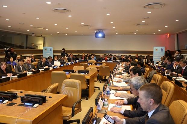 越南呼吁国际社会携手解决战争遗留问题 hinh anh 2