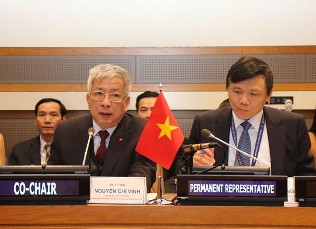 越南呼吁国际社会携手解决战争遗留问题 hinh anh 1