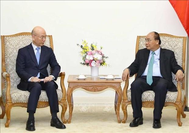 越韩加强通讯合作有助于增进两国互相了解 hinh anh 1