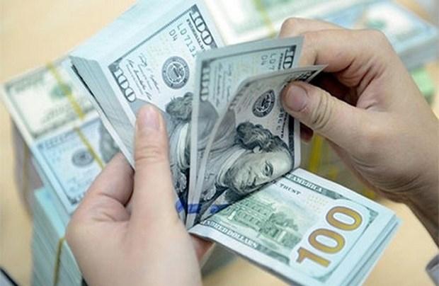 3月26日越盾兑美元中心汇率下降3越盾 hinh anh 1