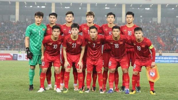 2020年U23亚洲杯分档公布 越南队分在第一档 hinh anh 1